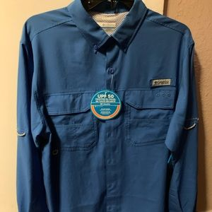 Columbia shirt new never used